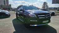 Прокат Mercedes-Benz GL 550